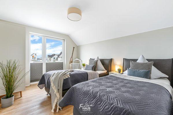 Polarlicht  - Schlafzimmer