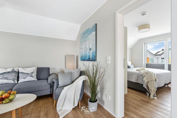 Polarlicht  - Wohnzimmer