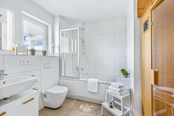 Polarlicht  - Badezimmer