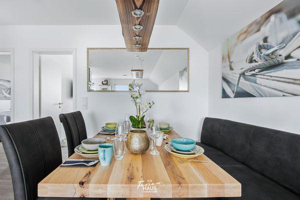 DEIN Ostseestern  - Wohnzimmer