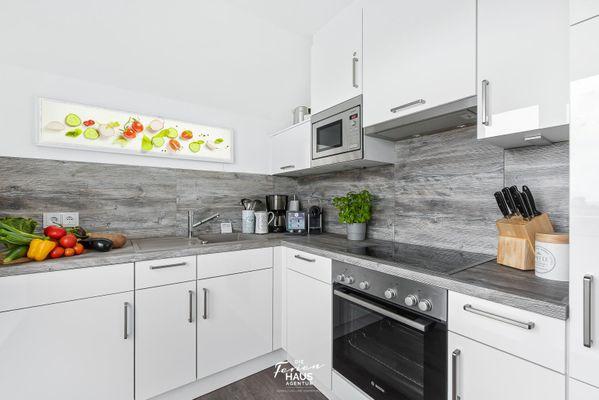 DEIN Ostseestern  - Küche / Küchenzeile