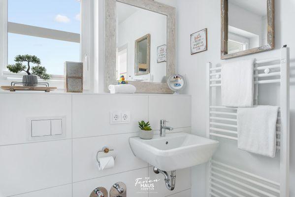 DEIN Ostseestern  - Badezimmer