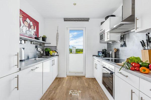 Traumfänger - Küche / Küchenzeile