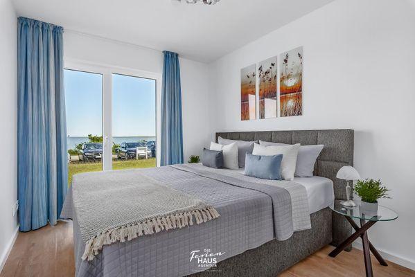 Blue Ocean  - Schlafzimmer