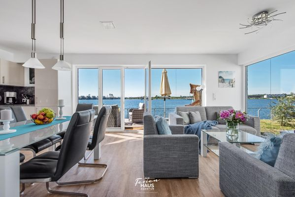 Blue Ocean  - Wohnzimmer