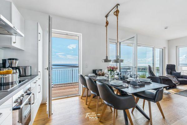 Seascape - Küche / Küchenzeile