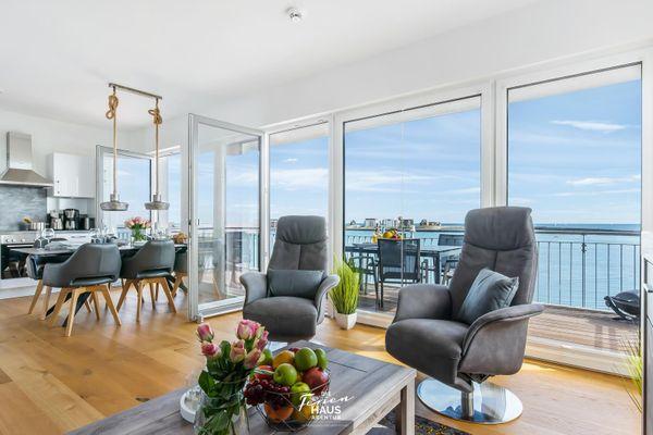 Seascape - Wohnzimmer