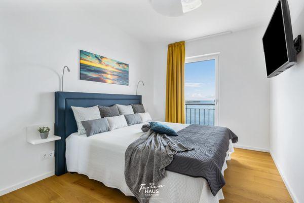 Seascape - Schlafzimmer