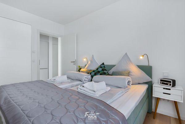 Buhne 17  - Schlafzimmer