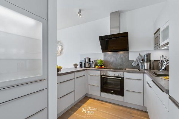 Buhne 17  - Küche / Küchenzeile