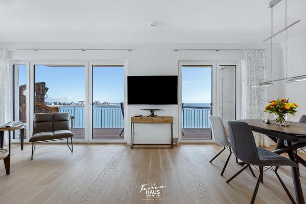 Buhne 17  - Wohnzimmer