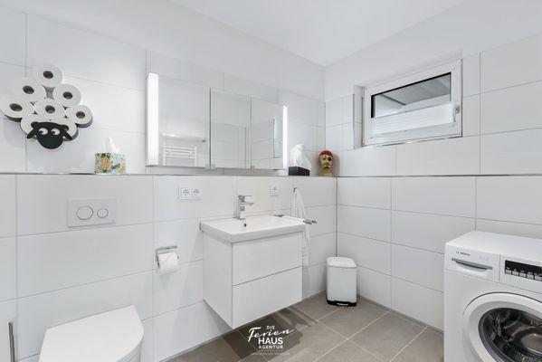 Buhne 17  - Badezimmer