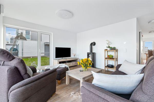 Uferperle  - Wohnzimmer