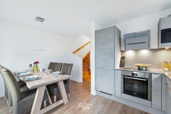Uferperle  - Küche / Küchenzeile