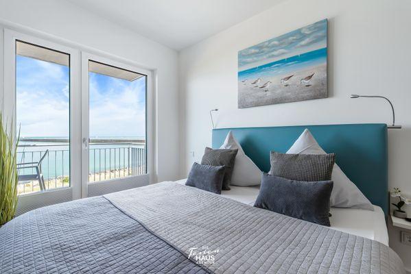MeerGlück  - Schlafzimmer