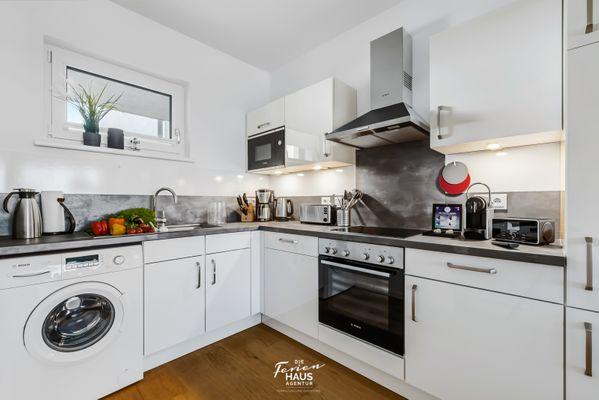 MeerGlück  - Küche / Küchenzeile