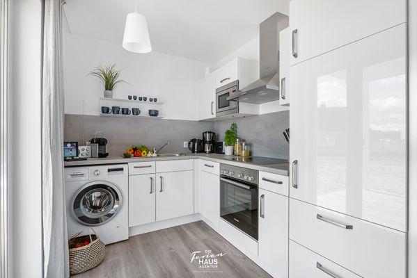 Küstenliebe  - Küche / Küchenzeile