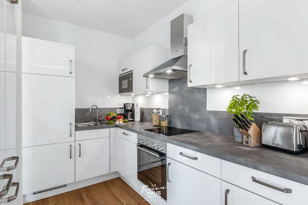 Ostseeglück  - Küche / Küchenzeile