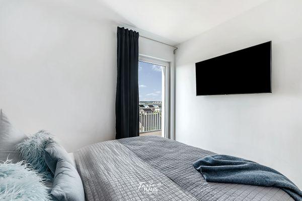 Ostseeglück  - Schlafzimmer