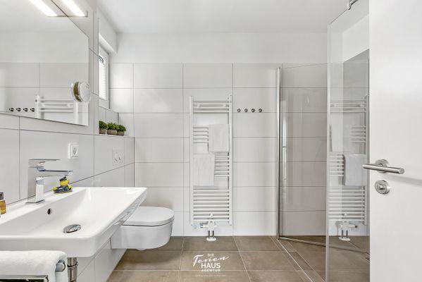Ostseeglück  - Badezimmer