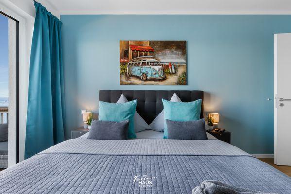HochSee  - Schlafzimmer