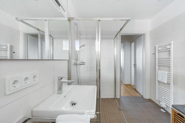 HochSee  - Badezimmer