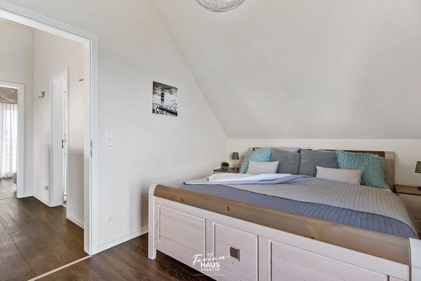 Hansekogge  - Schlafzimmer