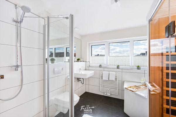 Hansekogge  - Badezimmer