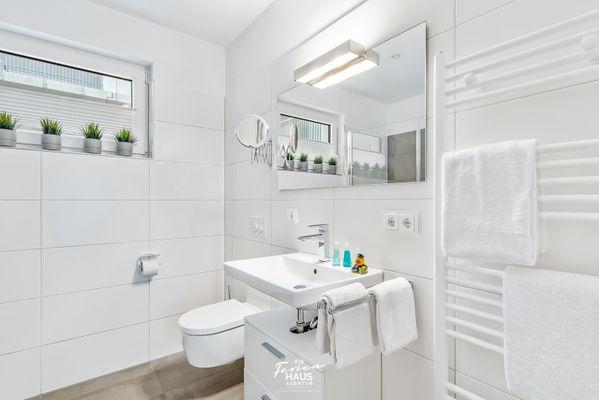 Zuhause am Meer  - Badezimmer