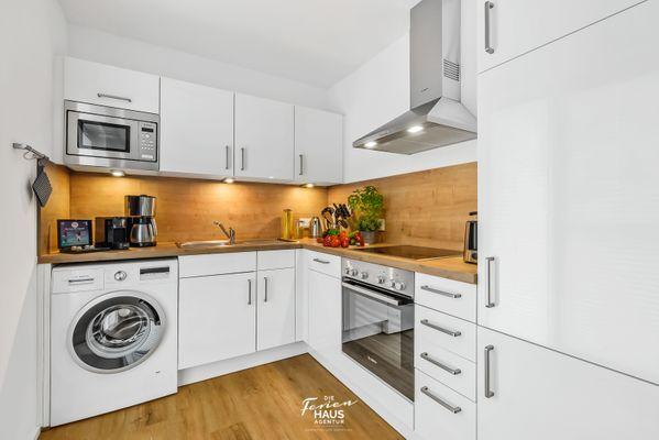 Strandnelke - Küche / Küchenzeile