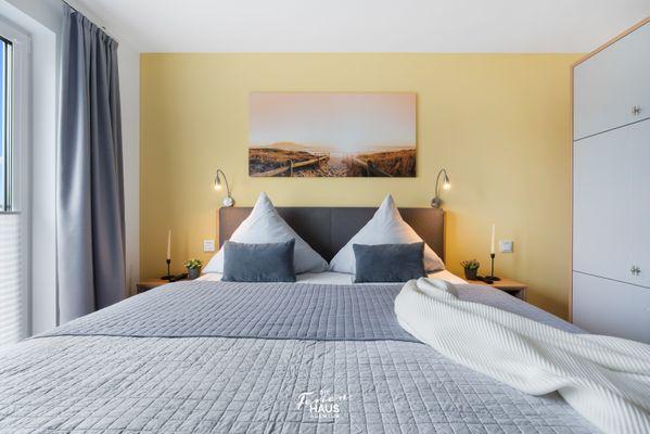 Dünengras - Schlafzimmer