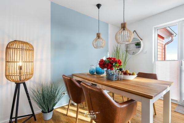 Käpt'n Blaubär - Wohnzimmer