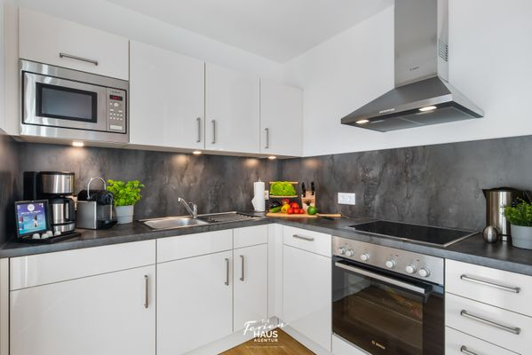 Käpt'n Blaubär - Küche / Küchenzeile