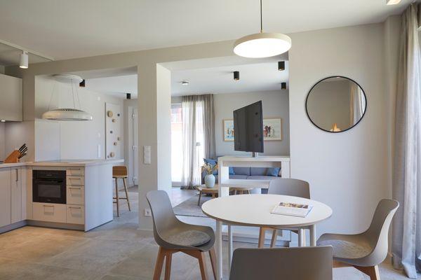 Bades Huk - Haus 13 Wohnung 53 - EG