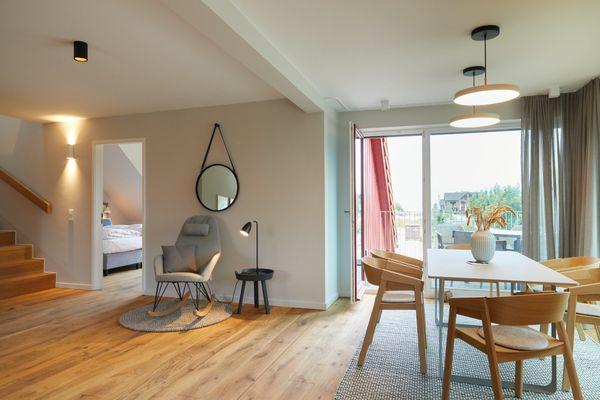 Bades Huk - Haus 10 Wohnung 40 - OG