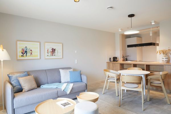 Bades Huk - Haus 11 Wohnung 43 - EG