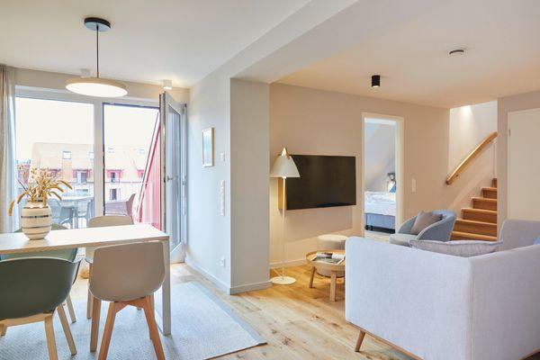 Bades Huk - Haus 12 Wohnung 51 - OG