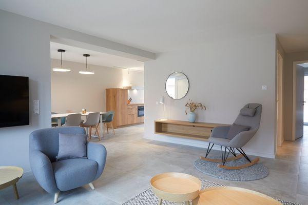 Bades Huk - Haus 12 Wohnung 48 - EG