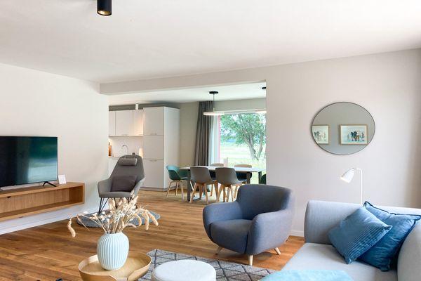 Bades Huk - Haus 10 Wohnung 38 - EG