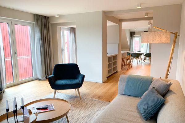 Bades Huk - Haus 16 Wohnung 68 - OG