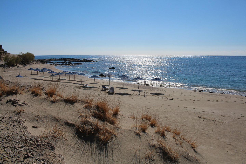 kleine Bucht von Triopetra
