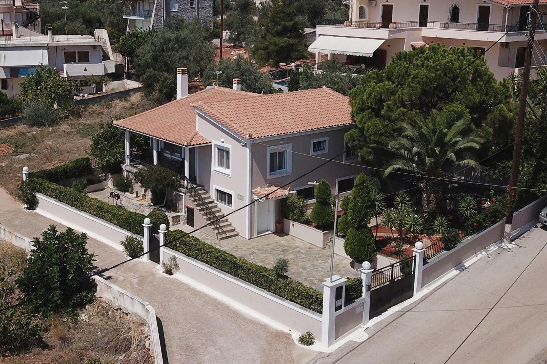 Ferienhaus PALATAKI auf dem Peloponnes, Korfos