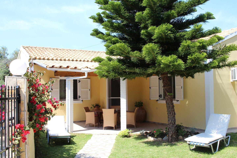 Ferienhaus JASMIN in Skidi auf der Insel Korfu