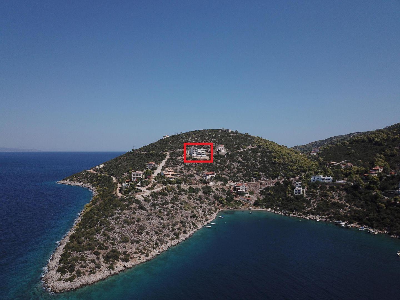 Ferienwohnung CHRISTOS und STELLA mit Pool auf dem Peloponnes, Amoni