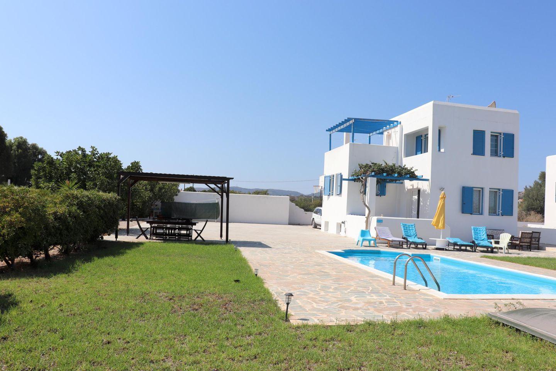 Ferienhaus WHITE HOUSES in Gennadi, Rhodos