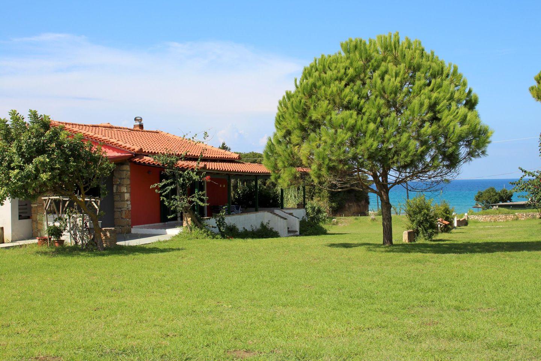 Ferienhaus Dionisios auf dem Peloponnes, Kastro