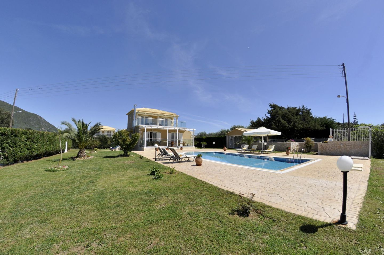 Ferienhaus CALYPSO-EXCLUSIVE in Halikounas auf Korfu