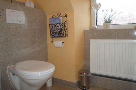 Altes Strandhus Casa Meeresrauschen Scharbeutz - OT Haffkrug - WC