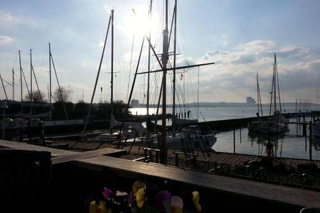 Altes Zollhaus Casa Sandstrand Scharbeutz - OT Haffkrug - Hafen Niendorf an der Ostsee. Immer frischer Fisch.