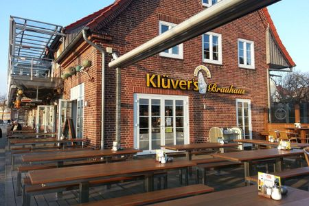 Altes Zollhaus Casa Sandstrand Scharbeutz - OT Haffkrug - Klüvers Neustadt: Hier wird Bier gebraut